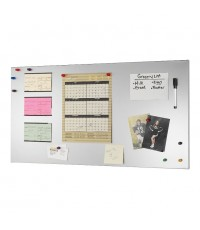 STEELMASTER : SMT270163050* กระดานสแตนเลส Magnetic Board with Dry-Erase Pad