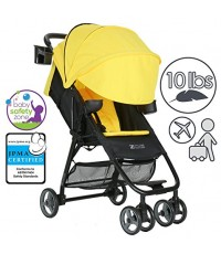 ZOE : ZOEXL1-BST-YW* รถเข็นเด็ก Umbrella XL1 Single Stroller, BEST - Yellow