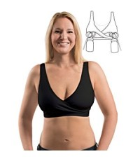 Rumina\'s : RMN35215* เสื้อชั้นในปั้มนม Relaxed Nursing Bra with a built-in Hands-Free Pumping Bra