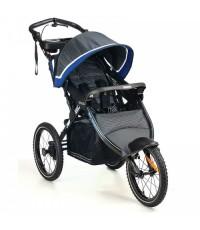 KOC KJ001-SNC1 * : Sprint Pro Jogging Stroller Sonic Blue