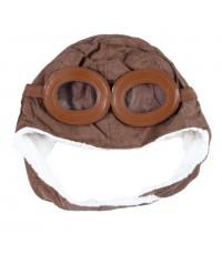 Kids Earflap Cap : KECAMZ001* หมวกเด็ก Warm Baby Kid Toddler Winter Earflap Pilot Cap