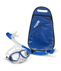 ProDive : PDV9697976* ชุดหน้ากากดำน้ำ Dry Top Snorkel Set