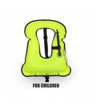 Rrtizan : RTZSV-CHILDREN* เสื้อชูชีพเด็ก Children Portable Inflatable Life Jacket