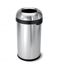simplehuman : SPH CW1407* ถังขยะ Bullet Open Top Trash Can