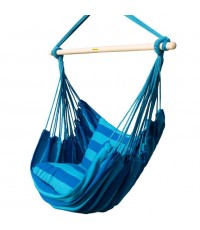 Prime Garden : PGDPGFHC003* เปลผ้า Seaside Stripe Soft Comfort Hanging Rope