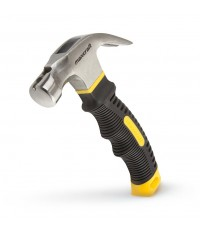 Maxcraft : MXC60626* ค้อน 8-oz. Stubby Claw Hammer