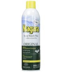 Niagara : NGR8120* สเปรย์ลดกลิ่นอับ Spray Starch Crisp Finish