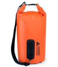 Leader Accessories : LDAAMZ001OR* กระเป๋ากันน้ำ 10L Heavy Duty Vinyl Waterproof Dry Bag