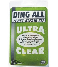 Ding All : DGA231E* ชุดเซ็ตซ่อมเซริฟบอร์ด Ding All Standard Epoxy Repair Kit, 3oz