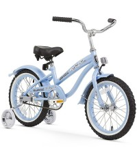 Firmstrong : FST15138* จักรยาน Girl\'s Bella Bicycle with Training Wheels