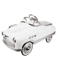 C  N Reproductions Inc. : CNRPC0043* รถเด็กเล่น Comet Pedal Car in White