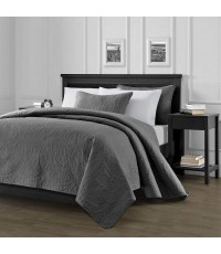 Chezmoi Collection : CZMAUSTIN* ชุดเครื่องนอน Austin Oversized Bedspread Coverlet Set