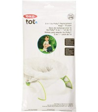 OXO : OXO6378600* ถุงเก็บสิ่งปฏิกูล  Tot 2-in-1 Go Potty Refill Bags 10 Count