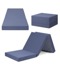 SLEEPLACE : SEPSP04TM01S* เบาะนอน Tri-Folding Memory Foam Mattress