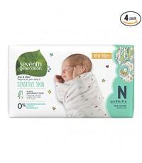 Seventh Generation : SVGAMZ001* ผ้าอ้อมเด็ก Baby Diapers