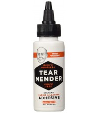 Tear Mender : TMDTG-2* กาวลาเท็กซ์ Instant Fabric and Leather Adhesive