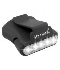 Thorfire : TRFHL1506* ไฟฉายพกพา Cap Hat Light