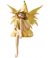 Wind  Weather : WNWSC8347* รูปปั้นตกแต่ง Nature Pixie Fairy Outdoor Garden Statue