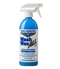 Aero Cosmetics : ARC777P* น้ำยาล้างรถสูตรเคลือบเงา Car Wash Wax 16oz.