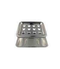 Blacksail : BKSAMZ001* ทีวางสบู่ Large Size Soap Dish 2pk.