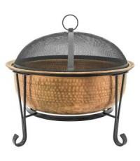 CobraCo : CBCFTCOPVINT-C* เตาผิงพกพา Vintage Copper Fire Pit