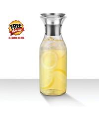 Chefoh : CEFCH-226* ขวดน้ำ Glass Pitcher w EZ Pour Drip-free