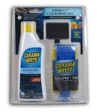 Cerama Bryte : CMB27068* ชุดทำความสะอาดหน้าเตาไฟฟ้า Cooktop Cleaning Kit