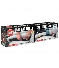 Drop Stop : DPSR2DS* อุปกรณ์เสริมรถยนต์ Car Seat Gap Filler - Set of 2
