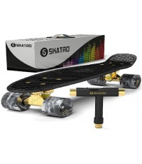 Skatro : SKAAMZ001* สเก็ตบอร์ด Mini Cruiser Skateboard