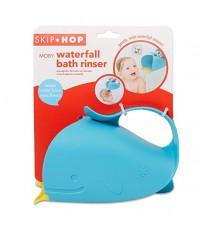 Skip Hop : SKH235103* อุปกรณ์สระผม Moby Rinser Bath Cup, Blue
