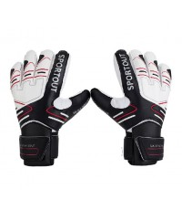 Sportout : SUTAMZ001* ถุงมือกีฬา YouthAdult Goalie Goalkeeper Gloves