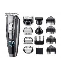 HATTEKER : HTKRFC-588* ที่โกนหนวดไฟฟ้า Beard Trimmer Kit For Men