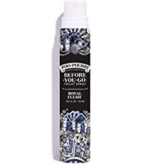 Poo-Pourri : PPRRF-10ML* สเปรย์ดับกลิ่นห้องน้ำ Before-You-Go Toilet Spray Royal Flush 10ml.