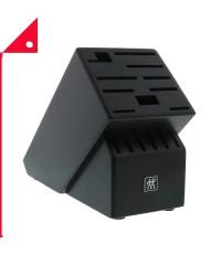 ZWILLING : ZWL 35093* บล็อกเก็บมีด ZWILLING Pro Rubberwood 16-slot Knife Block - Black