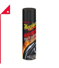 Meguiar\'s : MGR G13815* สเปรย์เคลือบเงายางรถยนต์ Meguiar\'s Hot Shine High Gloss Tire Coating 15oz.