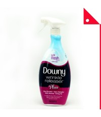 Downy : DWN 050-0265-02* น้ำยาขจัดรอยยับบนผ้า Wrinkle Releaser Static Remover 16.9oz.