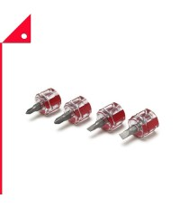 Performance Tool : PFMW80004* ชุดไขควงสั้น 4 Piece Mini Stubby Screwdriver Set