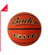 Baden : BDNELT-6* ลูกบาสเกตบอล Elite Indoor Game Basketball - Size 6