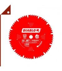 Diablo : DBOD1260X* ใบเลื่อย Combination Saw Blade