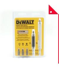 DEWALT : DWT DW2095* ชุดสกรูไดรเวอร์เเม่เหล็ก Magnetic Drive Guide Set