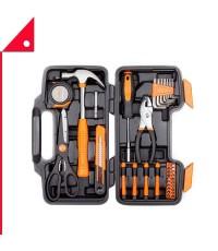 CARTMAN : CMN54912* ชุดเครื่องมือช่าง  Orange 39-Piece Tool Set