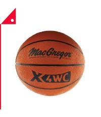 MacGregor : MGGMCX4WC* ลูกบาสเกตบอล Indoor/Outdoor Basketball, Size 5