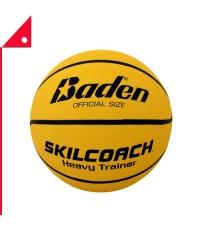 Baden : BDNSKC-7* ลูกบาสเกตบอล SkilCoach Heavy Trainer Rubber Basketball - Size 7