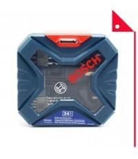 Bosch : BCHMS4034* ชุดดอกสว่าน Bosch Drill and Drive Bit Set, 34-Piece