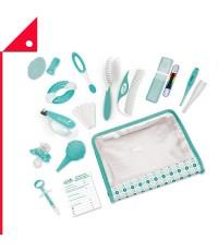 Summer : SMI 14474* ชุดอุปกรณ์ดูแลสุขภาพเด็ก Summer Complete Nursery Care Kit, Teal/White