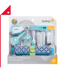 Safety 1st : SF1 IH324* ชุดดูแลสุขภาพเด็ก Deluxe Baby Healthcare and Grooming Kit, Blue