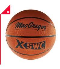 MacGregor : MGGMCX5WC* ลูกบาสเกตบอล Indoor/Outdoor Basketball, Size 6