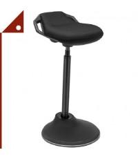 SONGMICS : SGMUOSC02BK* เก้าอี้สำนักงาน Standing Desk Chair, Black