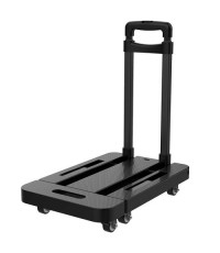 Carrier : CREHT1901* รถเข็น Upgraded Multifunctional Folding Hand Truck