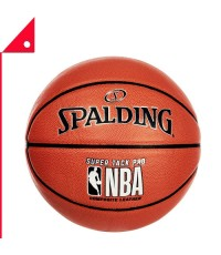 Spalding : SPDSTP* ลูกบาสเกตบอล NBA Super Tack Pro Basketball, Size 7